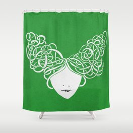 Iconia Girls - Isabella April Shower Curtain