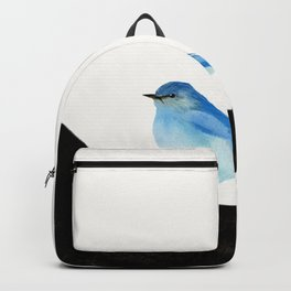Cat and Bird Backpack