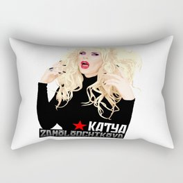 Katya Zamo, RuPaul's Drag Race Queen Rectangular Pillow