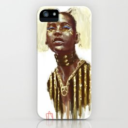 Beauty III iPhone Case