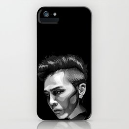 Kwon Ji Yong / G-Dragon iPhone Case