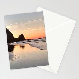 Sunrise at Black Rock, Luz-Lagos, Portugal Stationery Cards