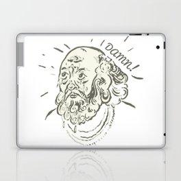 Old Dude Laptop & iPad Skin