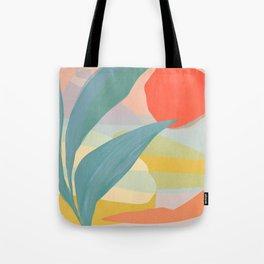 Shapes and Layers no.33 Tote Bag