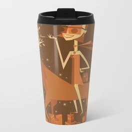 Summon the beast Metal Travel Mug