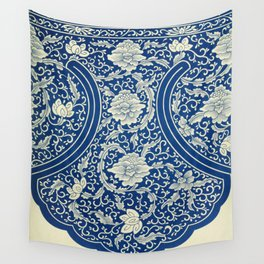 Chinese ornament 1867 Wall Tapestry