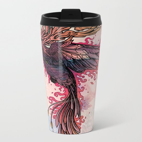 Phoenix Metal Travel Mug