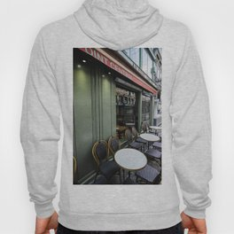 Lille, Central Point Hoody