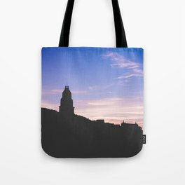Sunset Gaeta II, Italy Tote Bag