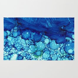 Under The Waves Rug