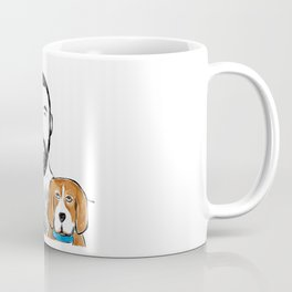 Beard Boy Pup 1 Coffee Mug