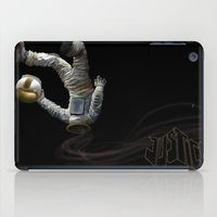 justice iPad Cases featuring Justice-Planisphere by Brian DeYoung Illustration