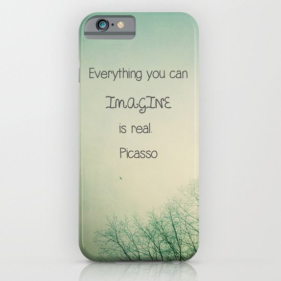 Imagine iPhone & iPod Case