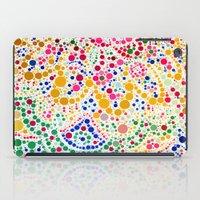 confetti iPad Cases featuring Confetti by Love2Snap