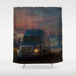 MVT # 13 Shower Curtain