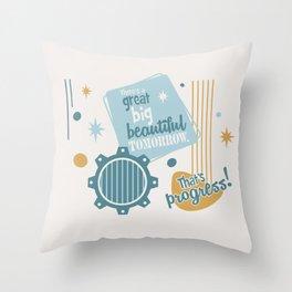 Great Big Beautiful Throw Pillow