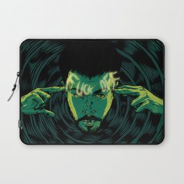 Mind-control powers in good use Laptop Sleeve