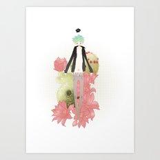 Clog Art Print