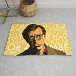 Woody Allen - Annie Hall I Rug