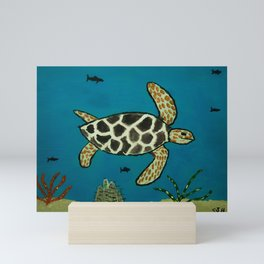 Under The Sea Mini Art Print