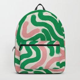 Emotion line art no. 71 Backpack