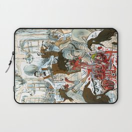 Bon appétit! Laptop Sleeve