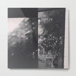 Sliced Light Metal Print