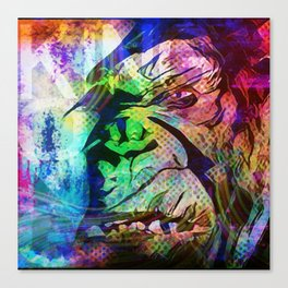 Big ape Canvas Print