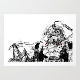 Alphonse Elrich Art Print