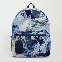 Paint Puddle #22 Backpack