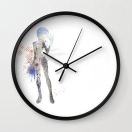 Rei. Wall Clock