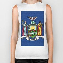 Fancy Flag:  New York Biker Tank