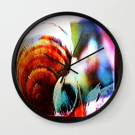 Stillness Wall Clock