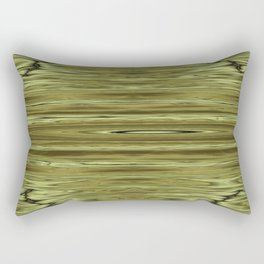 Abstraction Serenity in Pinewood Rectangular Pillow