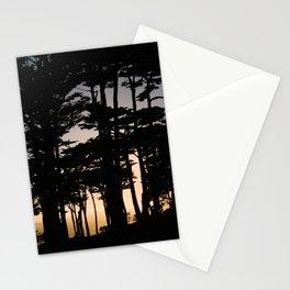 lands end, san francisco Stationery Cards