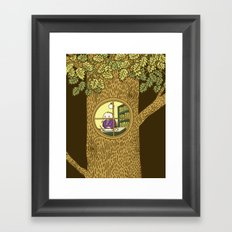 The Quire Framed Art Print