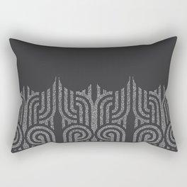Geometro 01 Rectangular Pillow