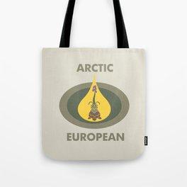 Artctic and European Tote Bag