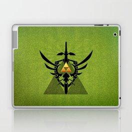 Zelda Link Triforce Laptop & iPad Skin