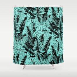 botanical 003 Shower Curtain