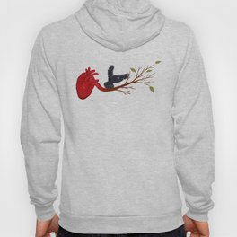 Crowing Heart Hoody