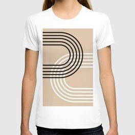 Counterbalance - neutrals T-shirt