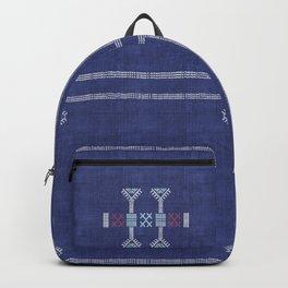 Cactus Kilim Backpack