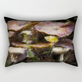 Autumn Life Rectangular Pillow