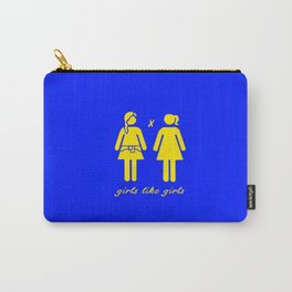 girls like girls Carry-All Pouch