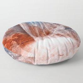 Acrylic Urbex Falls Floor Pillow