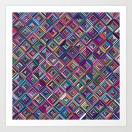 Optica Art Print