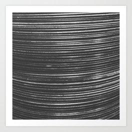 Stax 'O' Wax Art Print