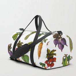 Vegetables Pattern Duffle Bag