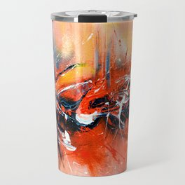 Abstract 21 Travel Mug
